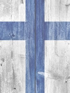 Finland 100 years old