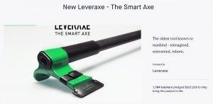 leveraxe the smart axe