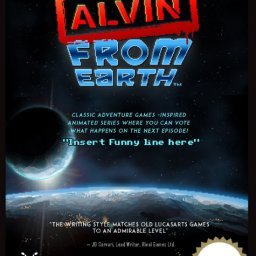 Alvin from earth