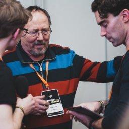 Startupday Tartu Joel George