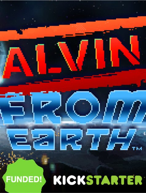 Alvin From Earth - Community-influenced Adventure Series
